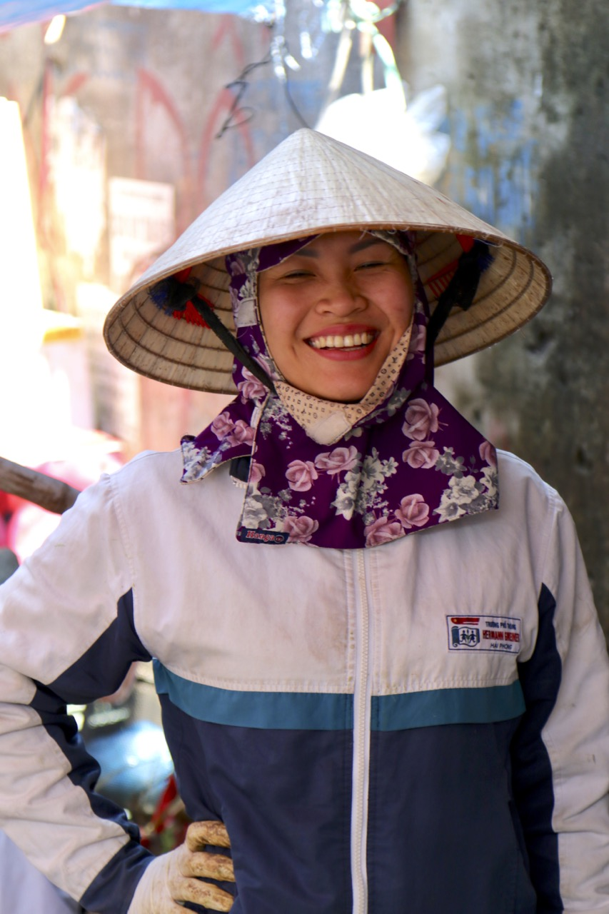 Vietnam 2017 - Hai Phong