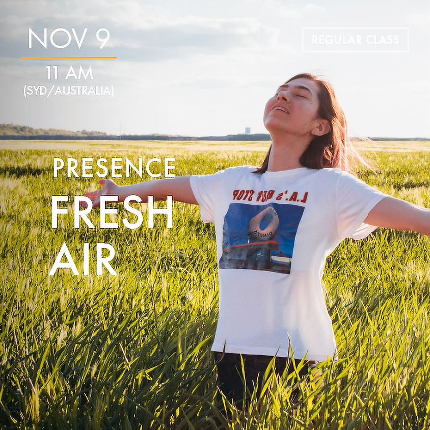 ReBoot - PRESENCE - Fresh Air