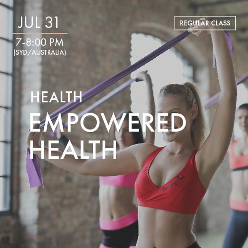 HEALTH - Empowered Health