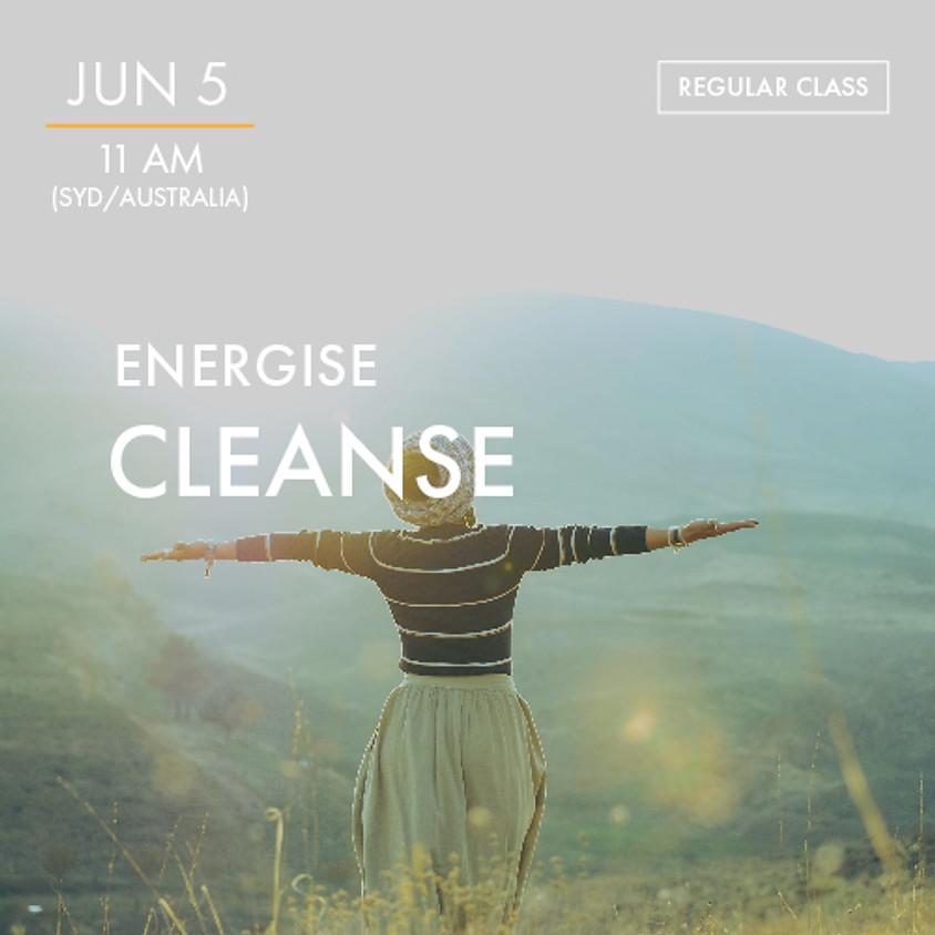 ReBoot - ENERGISE - Cleanse