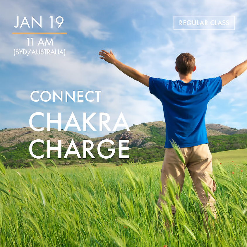 CONNECT - Chakra Charge
