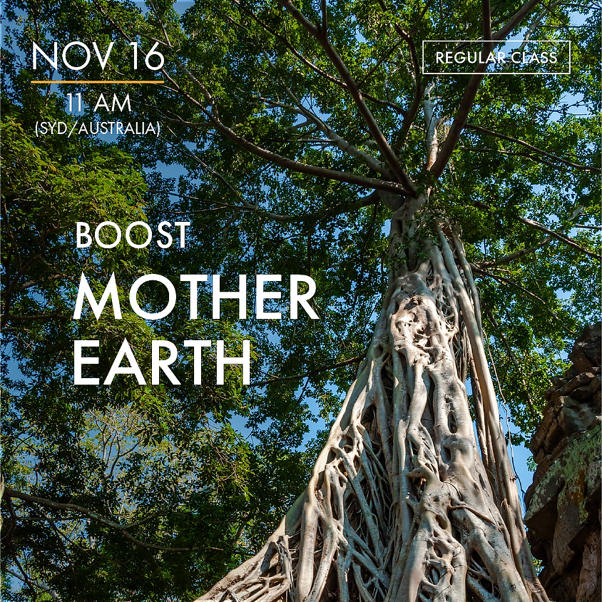 ReBoot - BOOST - Mother Earth