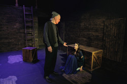 Leon Russom & Mara Klein in Pericles