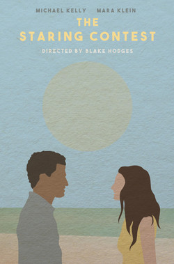 The Staring Contest Official Poster