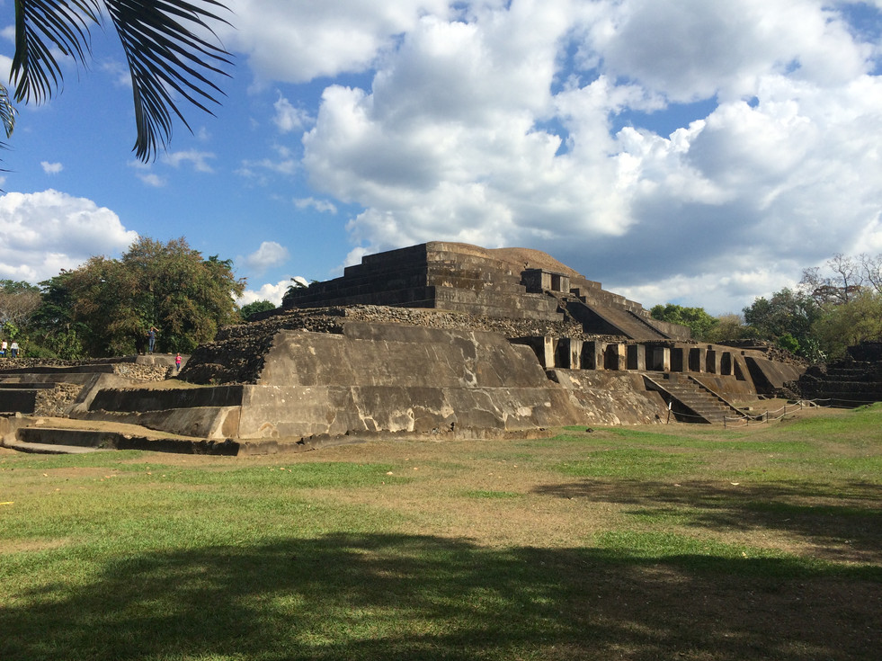 Tazumal Archaeological Site