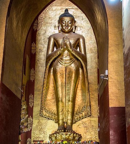 Buddha - 2, 2015, Photograph