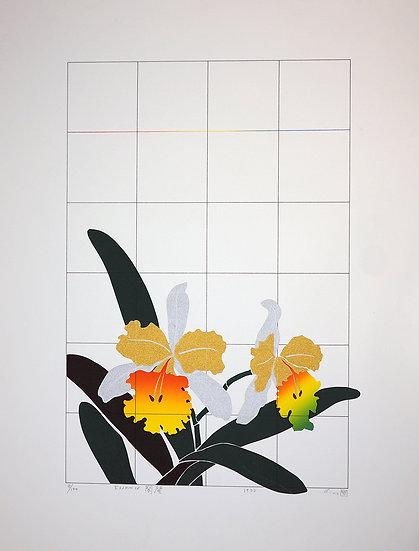 Essence, 1988, Silkscreen