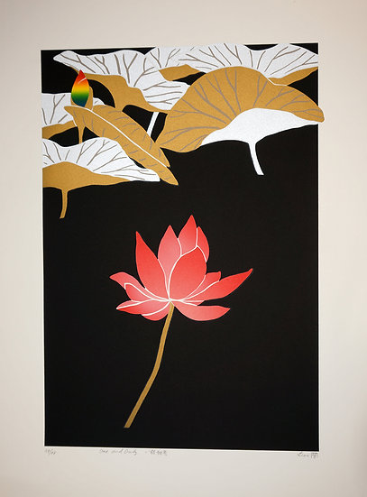 One and Only, 1996, Silkscreen