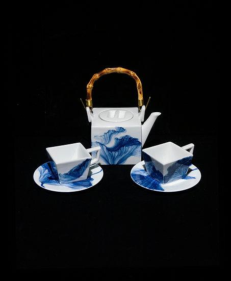 Heaven and Earth, 2019, Porcelain