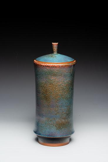 High-Stemmed Flower Vase
