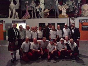 Avec Les Marins d'Iroise
