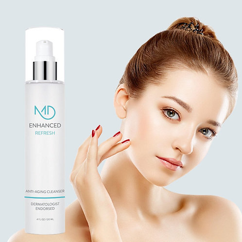 Pure Radiance Anti-Aging Cleanser