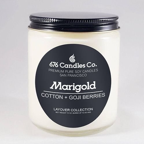 Marigold - Cotton + Berries