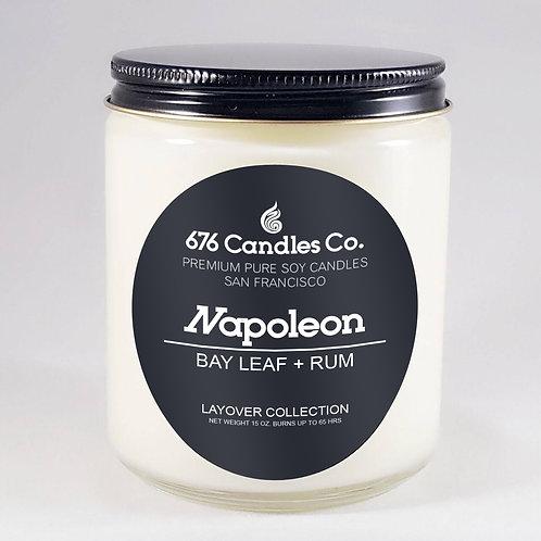 Napoleon - Bay Leaf and Rum
