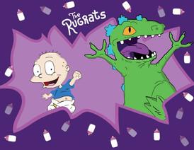 Rugrats Illustration