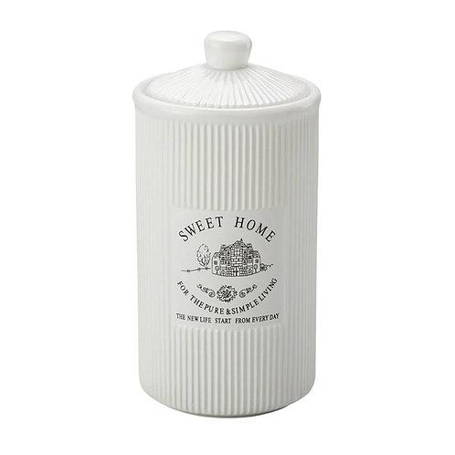 Pote Porcelana Sweet Home G