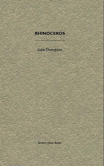 Luke Thompson - Rhinoceros