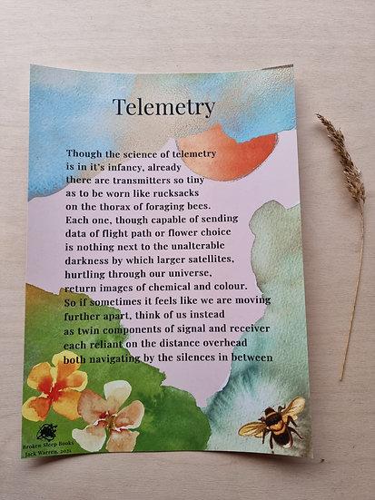 Jack Warren - Telemetry Broadside