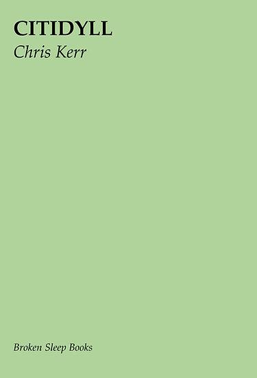 Chris Kerr - Citidyll