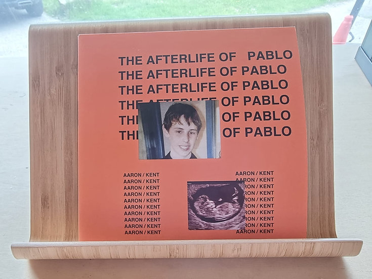 """Aaron Kent - The Afterlife of Pablo 7"""""""
