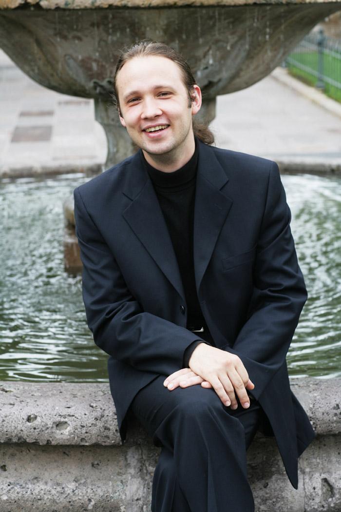 Alexander Pashkov, Pianista