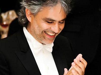 Andrea Bocelli, Tenor