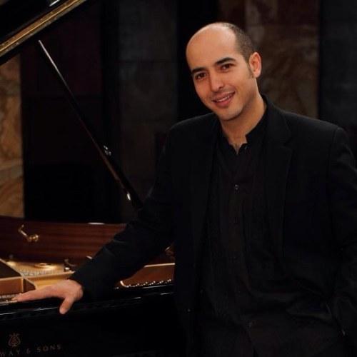 Rodolfo Ritter, Pianista