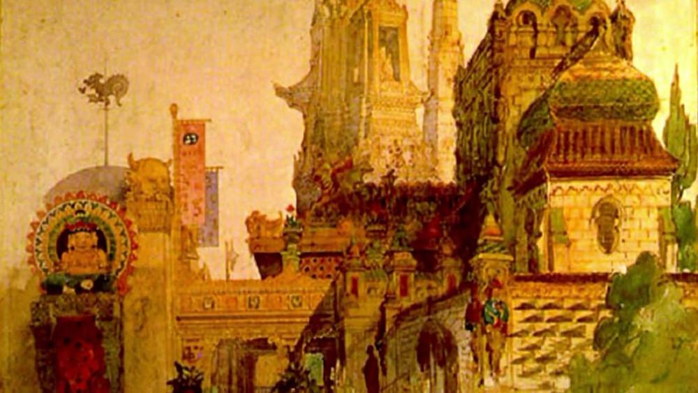 El viejo castillo, Victor Hartmann