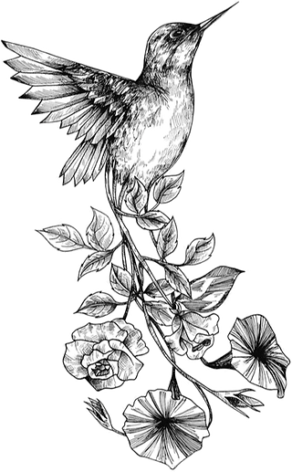 01_Flower-Bird_Limited_Edition_Art_detai