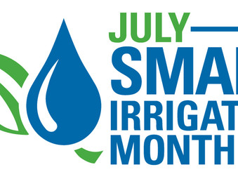 July is SMART Irrigation Month!