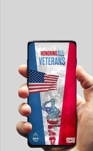 Veterans Day Instagram story