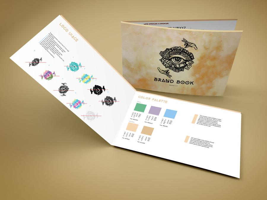 Brandbook for Esto es tulum