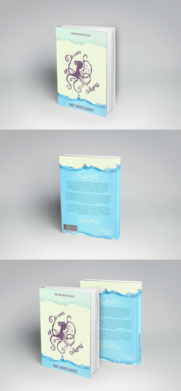 Book sleeve design