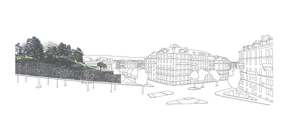 dots&lines association systhème alternatif auto-construction auto-planification vectorisation illustrator collage umlaut architecture d'intérieur annaelle budry capbreton aquitaines landes