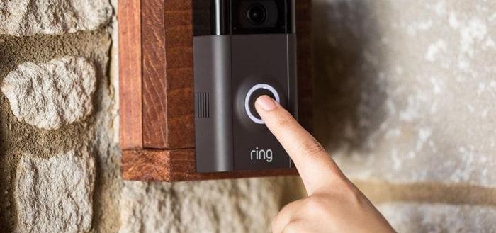 RING DOOR BELL INSTALLATION