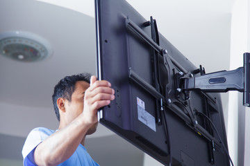 TV Mounting & Antenna Installation