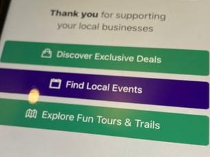 Love West Oxfordshire App Receives 1000 Downloads