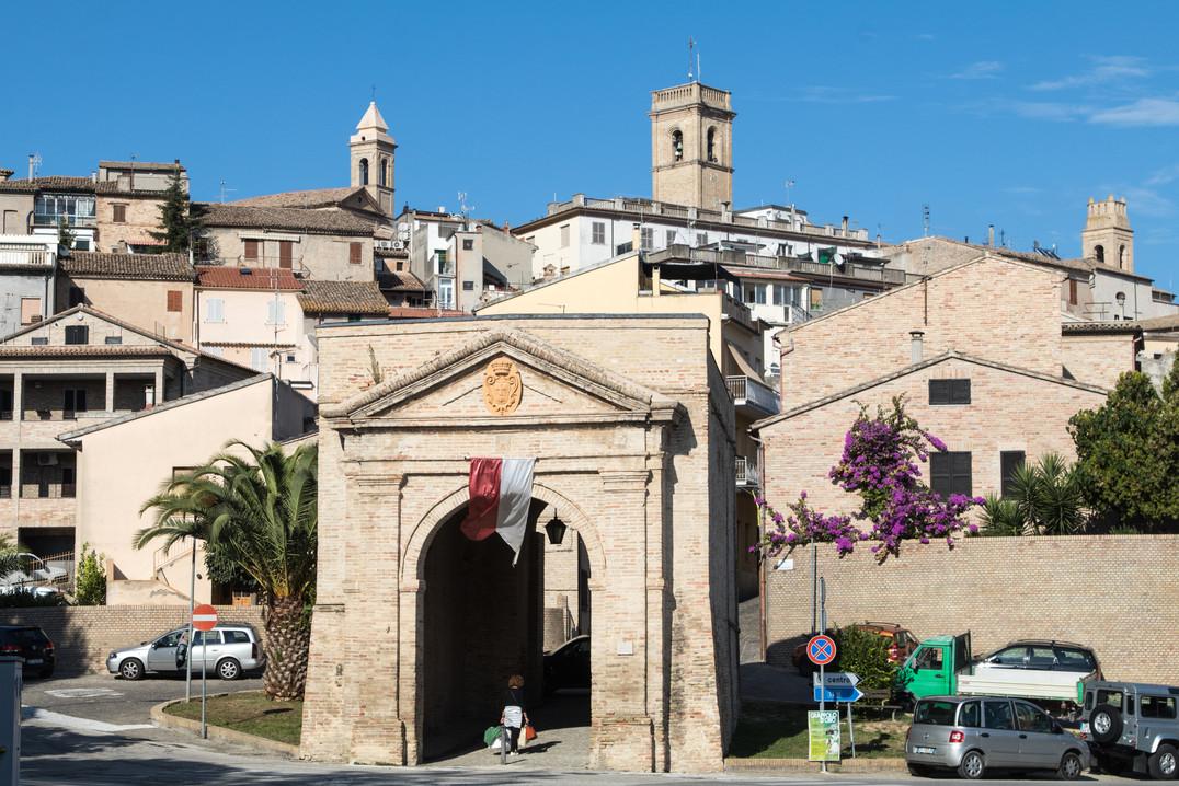 Porta Galiziano