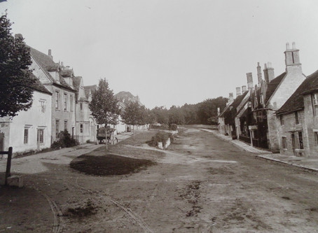 Burford In the Past