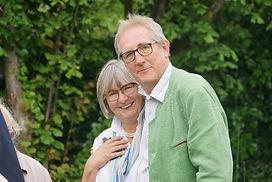 Sue and Hugo Ashton