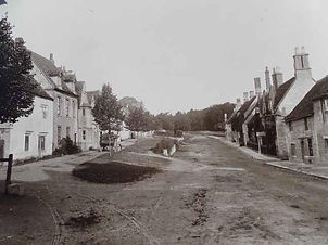 Burford in 1800s from David Cohen