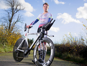 World Record for Burford Cyclist