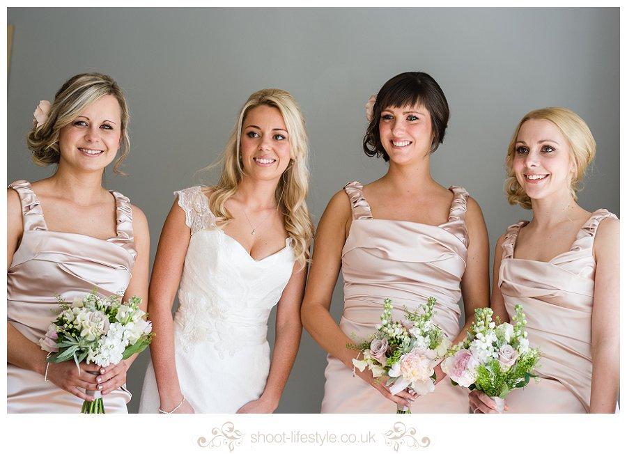 Bridesmaids/Mothers make up