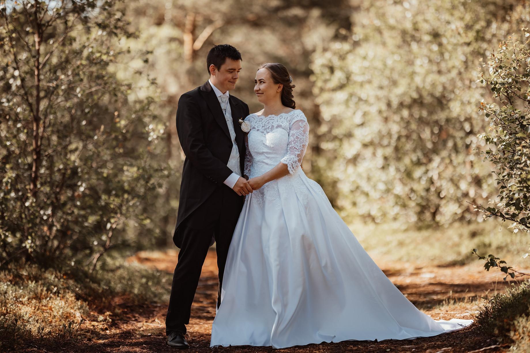 Bryllupsfotograf - Bryllup i Alta