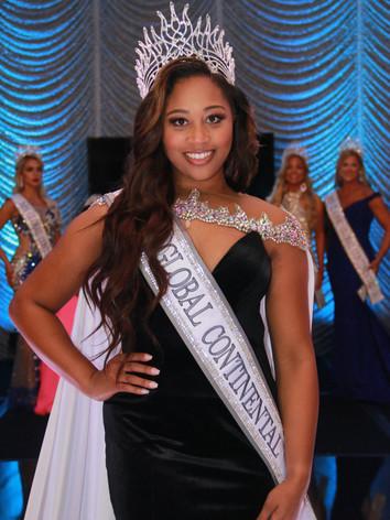Miss Global Continental 2021, Airiana Carlos-Lee