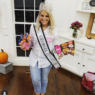 Mrs. Georgia Global Continental 2020-21 - Rebecca Snapp