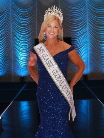 Ms. Classic Global Continental 2021, Penny Billings