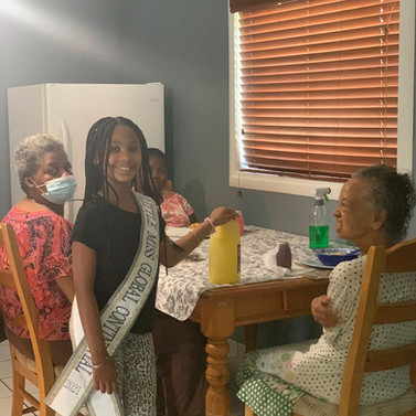 Little Miss Global Continental 2021 - Madison Blaize