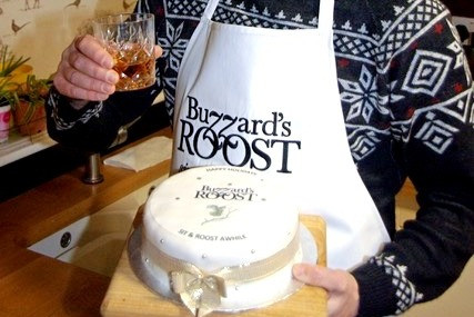 Holiday Baking with Buzzard's Roost