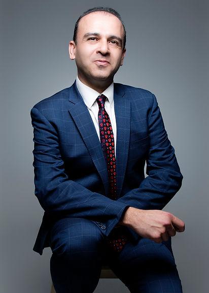 Dr Ali Kosari Geriatrician